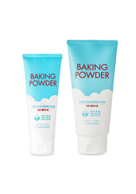 Etude House Baking Powder Pore Cleansing Foam 160ml (16AD)