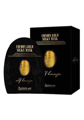 23 years old Cocoon Gold Silky Mask 25g * 10ea(即期特價)
