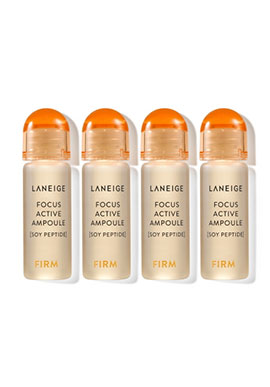 Laneige Focus Active Ample Soy Peptide 7ml*4
