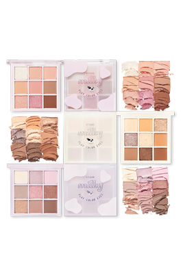ETUDE HOUSE Play Color 九宮格眼影盤 7.2g