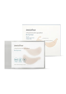 innisfree Lifting Science Anti-Aging Band眼周 *7EA