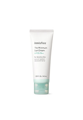 Innisfree The Minimum 防曬霜 SPF25 PA++ 40mL